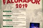 FALUNAPOK 2019